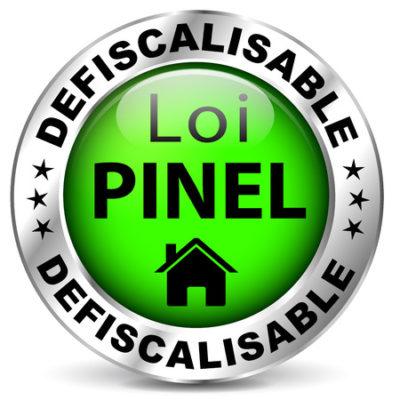 Logo illustrant la loi pinel